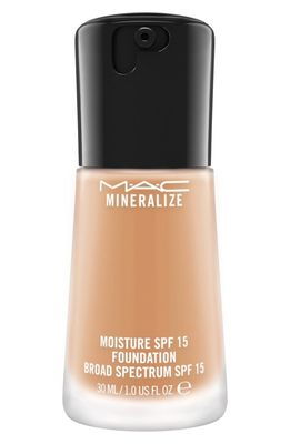 Mac - Mac Mineralize Moisture Spf 15 Foundation 30 ML NC45