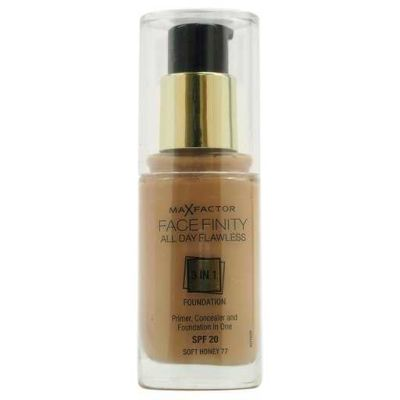 Max Factor - Max Factor Facefinity All Day Flawless 3 In 1 Foundation SPF20 - 77 Soft Honey 1 oz