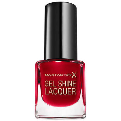 Max Factor - Max Factor Gel Shine Lacquer - 50 Radiant Ruby 11 ml