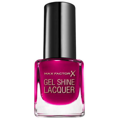 Max Factor - Max Factor Gel Shine Lacquer - 55 Sparkling Berry 11 ml
