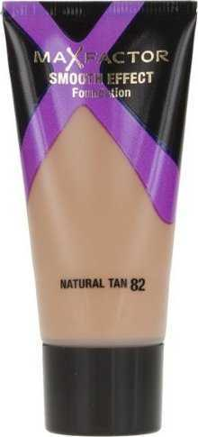 Max Factor Smooth Effects Foundation - 82 Natural Tan 30 ml
