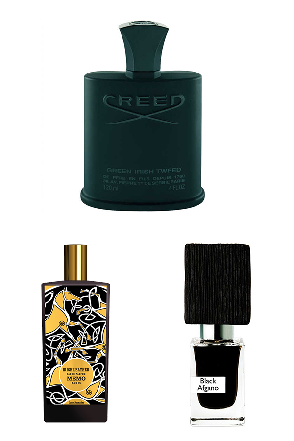 Memo Paris - Nasomatto - Creed Men Perfume Set