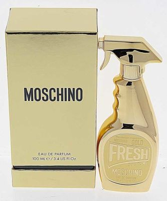 Moschino - Moschino Gold Fresh Couture EDP 100 ML (3.4oz) Women Perfume (Original)