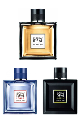 Guerlain - Most Loved Guerlain Men Perfume Set