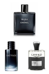 Most Loved Men Perfume Set - Thumbnail