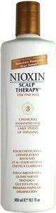 Nioxin - Nioxin System 3 Scalp Therapy Conditioner For Fine Chem. Enh.Normal-Thin Hair 16.9 oz
