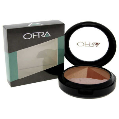 Ofra - Ofra 3D Pyramid Egyptian Clay Bronzer 0.35 oz
