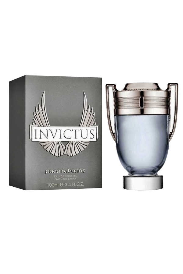 Paco Rabanne Invictus EDT 100 ML For Men Perfume (Original)