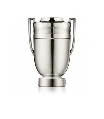 Paco Rabanne - Paco Rabanne Invictus Silvery Men 100 ml