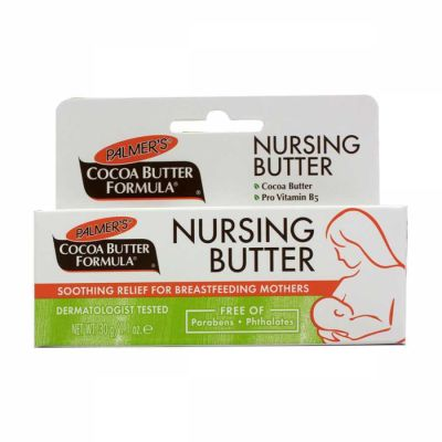 Palmers - Palmers Cocoa Butter Formula Nursing Butter with Pro Vitamin B5 1.1 oz