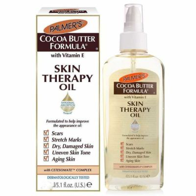 Palmers - Palmers Cocoa Butter Formula Skin Therapy Oil With Vitamin E 5.1 oz
