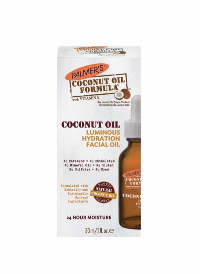 Palmers Coconut Monoi Luminous Hydration Facial Oil 1 oz