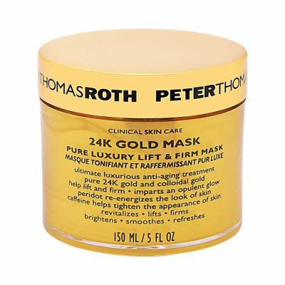 Peter Thomas Roth - Peter Thomas Roth 24K Gold Mask Pure Luxury Lift & Firm Mask 5 oz