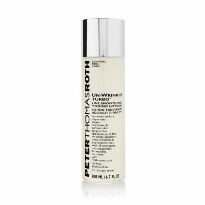 Peter Thomas Roth - Peter Thomas Roth Un-Wrinkle Turbo Line Smoothing Toning Lotion 6.7 oz