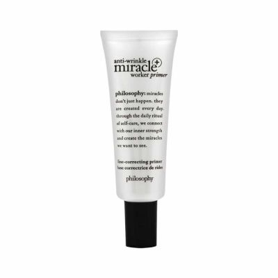 Philosophy - Philosophy Anti-Wrinkle Miracle Worker Primer Plus Line-Correcting Primer 1 oz