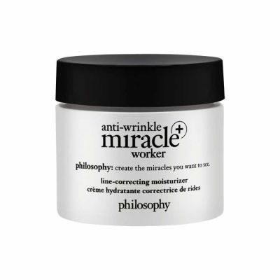 Philosophy - Philosophy Anti-Wrinkle Miracle Worker PUS Line-Correcting Moisturizer 2 oz