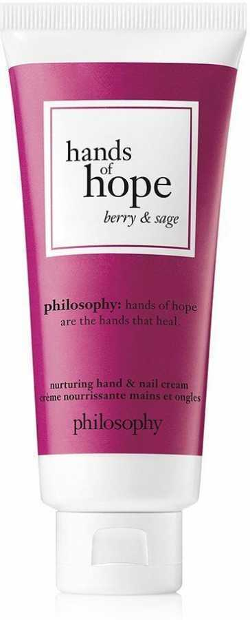 Philosophy Hands of Hope - Berry And Sage Cream 1 oz