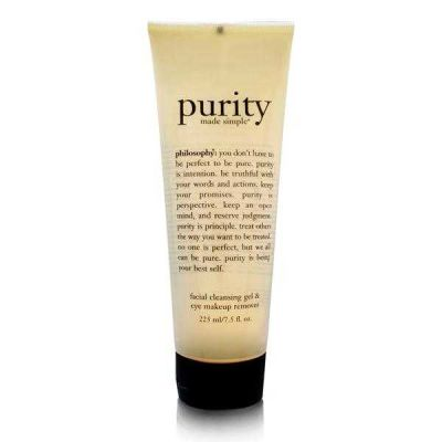 Philosophy - Philosophy Purity Made Simple Foaming Facial Cleansing Gel & Eye Makeup Remover 7.5 oz