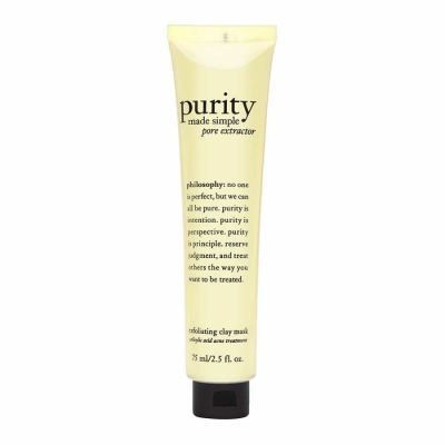 Philosophy - Philosophy Purity Made Simple Pore Extractor Exfoliating Clay Mask 2.5 oz