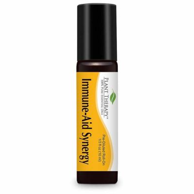 Plant Therapy - Plant Therapy Synergy Essential Oil - Immune Aid 0.33 oz