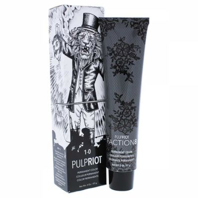 Pulp Riot - Pulp Riot Faction8 Permanent Hair Color 1-0 Natural 2 oz