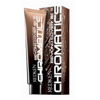 Redken - Redken Chromatics Beyond Cover Hair Color 8Gi (8.32) - Gold/Iridescent 2 oz