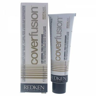 Redken - Redken Cover Fusion Low Ammonia - 6NN Natural Natural 2.1 oz