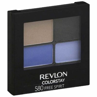 Revlon - Revlon ColorStay 16 Hour Eye Shadow - 580 Free Spirit 0.16 oz