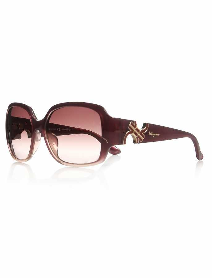 Salvatore Ferragamo Sf 642s 514 Women Sunglasses