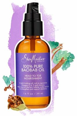 Shea Moisture - Shea Moisture 100 Pure Baobab Oil Head To Toe 1.6 oz