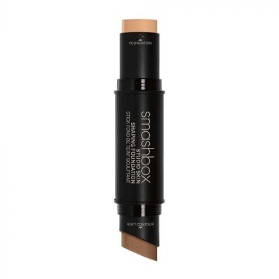 SmashBox - SmashBox Studio Skin Shaping Foundation Stick - 1-2 Light Neutral Beige Plus Soft Contour 2 Pc