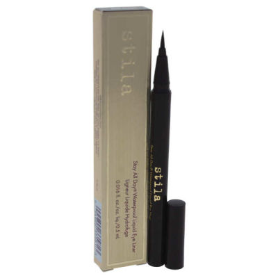 Stila - Stila Stay All Day Waterproof Liquid Eye Liner - Dark Brown 0.016 oz