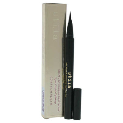 Stila - Stila Stay All Day Waterproof Liquid Eye Liner - Intense Jade 0.016 oz
