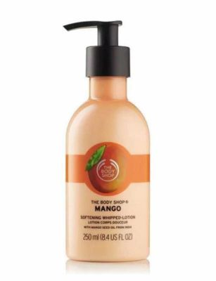 The Body Shop - The Body Shop Mango Softening Whipped Lotion 8.4 oz