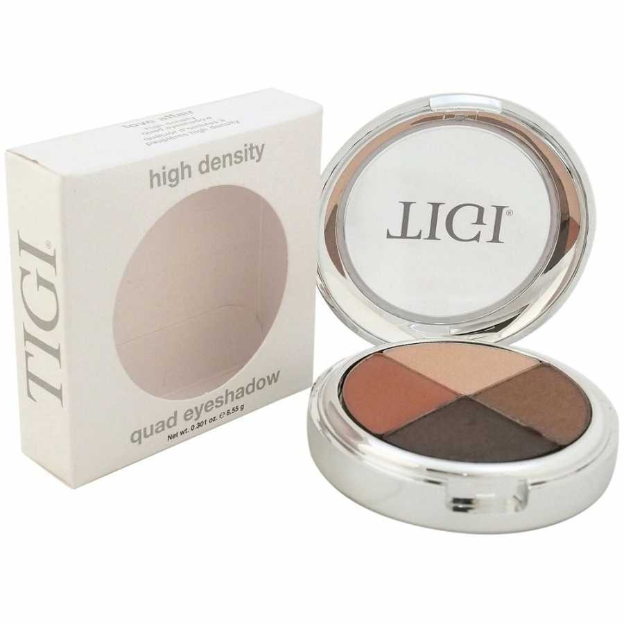 TIGI High Density Quad Eyeshadow - Love Affair 0.301 oz