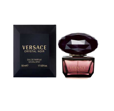 Versace - Versace Crystal Noir EDP 50 ML (1.7oz) Women Perfume (Original)