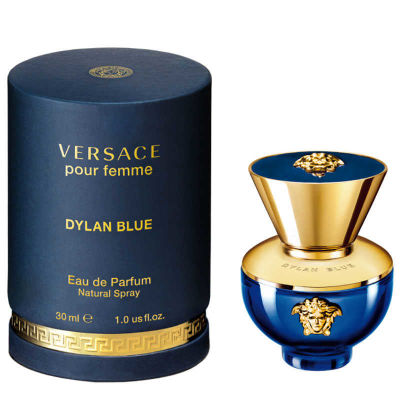 Versace - Versace Dylan Blue EDP 30 ML (1.0oz) Women Perfume (Original)