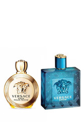 Versace Men And Women Perfume Set - Thumbnail