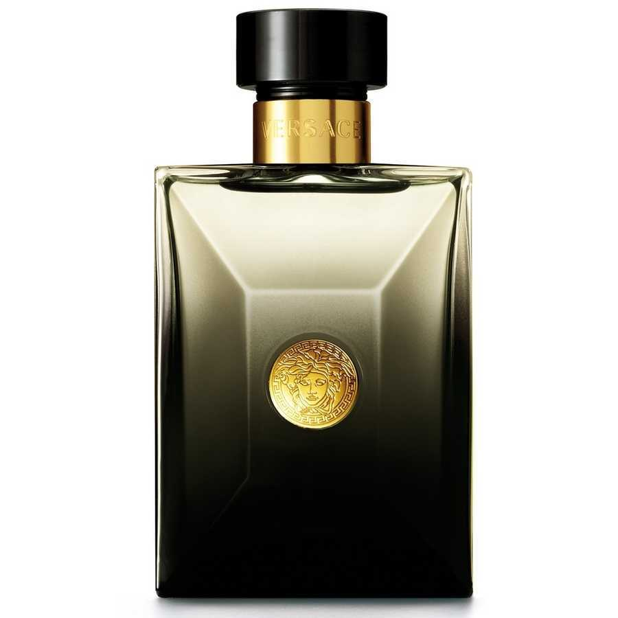 Versace Pour Homme Oud Noir EDP 100 ML For Men Perfume (Original Tester Perfume)