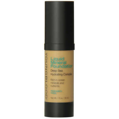 Youngblood - Youngblood Liquid Mineral Foundation - Tahitian Sun 1 oz