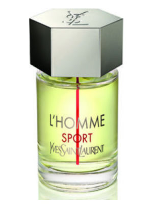 Yves Saint Laurent - Yves Saint Laurent L'Homme Sport EDT 100 ML Men Perfume